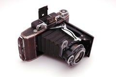 Gammalt rulle-filma kameran Arkivfoton