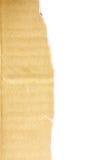 Gammalt sönderrivet texturerat pappark Royaltyfria Foton
