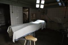 gammalt sjukhus Arkivbilder
