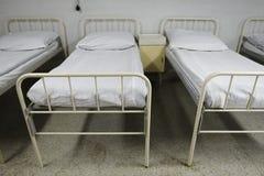 gammalt sjukhus Royaltyfri Foto