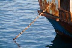 Gammalt skepp Royaltyfri Foto
