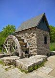gammalt skovelhjul Royaltyfri Fotografi