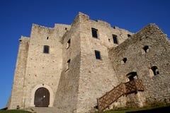 gammalt slott fotografering för bildbyråer