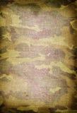 Gammalt smutsa ner kamouflage Arkivfoton