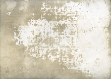 Gammalt smutsa ner pappers-, for bakgrunder eller texturer arkivfoto