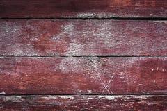 Gammalt smutsa ner textur av trästaketplankor Royaltyfria Foton