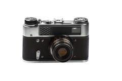 gammalt sovjet för kamera Fotografering för Bildbyråer