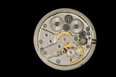 gammalt sovjet för urverk - facklig watch arkivbild