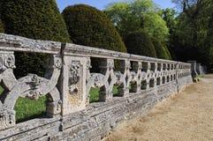 Gammalt staket Royaltyfri Fotografi
