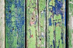 gammalt staket Arkivbilder