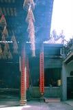 Gammalt tempel Royaltyfri Foto