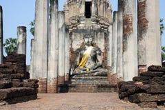 Gammalt tempel. Royaltyfria Bilder