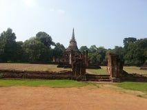gammalt tempel Arkivfoto