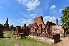gammalt tempel Royaltyfri Fotografi