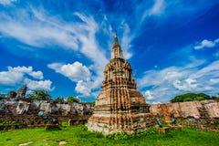 gammalt tempel Fotografering för Bildbyråer