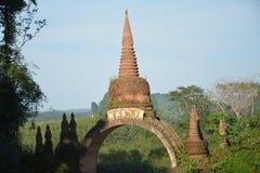 gammalt tempel Royaltyfria Bilder
