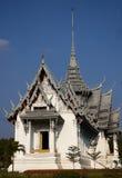 gammalt tempel thailand för buddhism Royaltyfria Foton