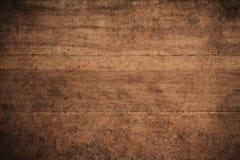 Gammalt texturerad träbakgrund för grunge mörker royaltyfri foto