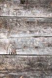 Gammalt texturerat trä Royaltyfri Foto