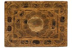 gammalt texturträ Royaltyfri Foto