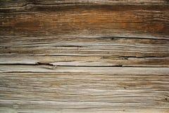gammalt texturträ för bakgrund Arkivbild