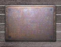 gammalt texturträ Golvyttersida Royaltyfri Bild