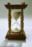 gammalt timglas Arkivfoton
