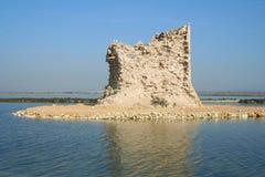 gammalt torn Arkivfoton