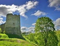 gammalt torn Royaltyfria Bilder