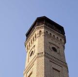 gammalt torn för brand Royaltyfri Bild