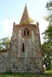 gammalt torn för klocka Royaltyfri Foto