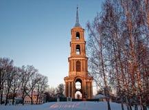 gammalt torn för klocka Royaltyfri Fotografi