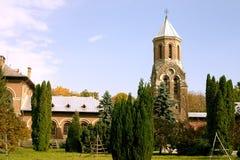 gammalt torn för tegelsten Royaltyfri Fotografi