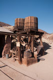 gammalt tornvatten Fotografering för Bildbyråer