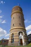 gammalt tornvatten Royaltyfri Bild