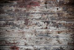 gammalt trä för bakgrund Arkivfoto