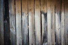 gammalt trä för bakgrund Arkivbilder