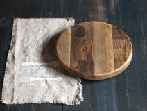 gammalt trä för bräde Arkivfoto