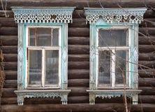 gammalt trä för facadehus royaltyfri bild