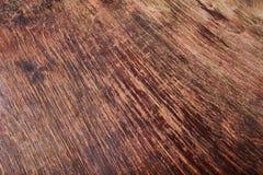 gammalt trä för skrivbord royaltyfria foton