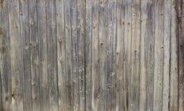 gammalt trä för staket Fotografering för Bildbyråer