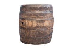 gammalt trä för trumma Royaltyfria Foton