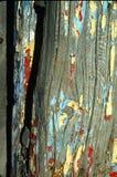 En ladugård som målar många tider Arkivfoto