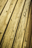 Gammalt trä och brädetextur Fotografering för Bildbyråer