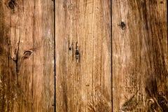 Gammalt trä till en väggbakgrund fotografering för bildbyråer