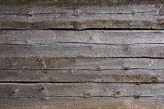 Gammalt träbräde Arkivfoton