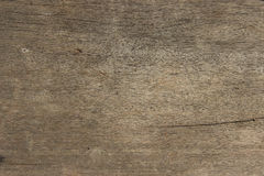 Gammalt träbräde, bakgrund Royaltyfria Bilder