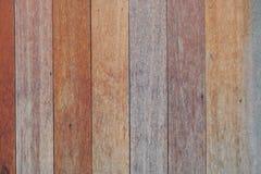 Gammalt trägolv för buildingmaterials Royaltyfria Bilder