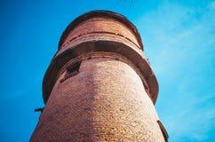 Gammalt vattentorn Royaltyfria Foton
