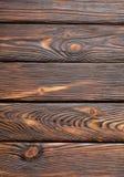 gammalt vertikalt trä för bräde arkivbilder